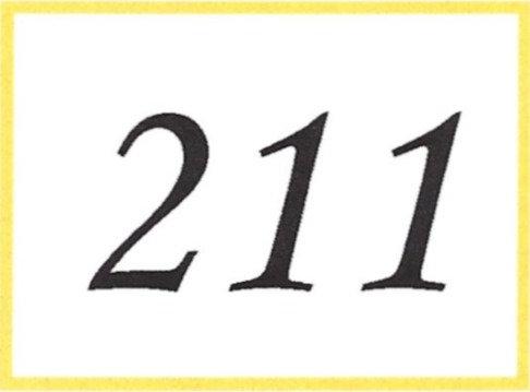 Number 211