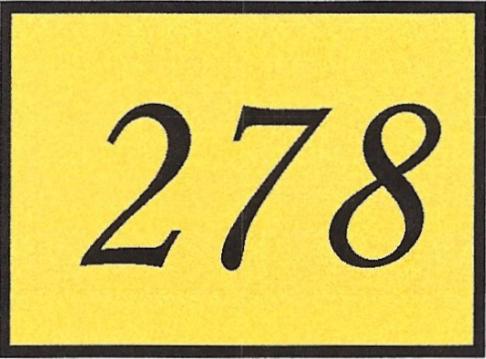 Number 278