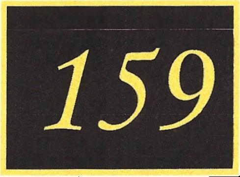 Number 159