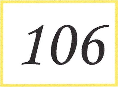 Number 106