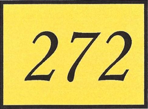 Number 272