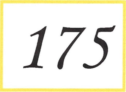 Number 175