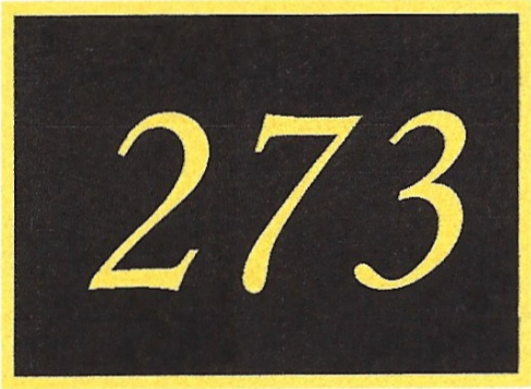 Number 273