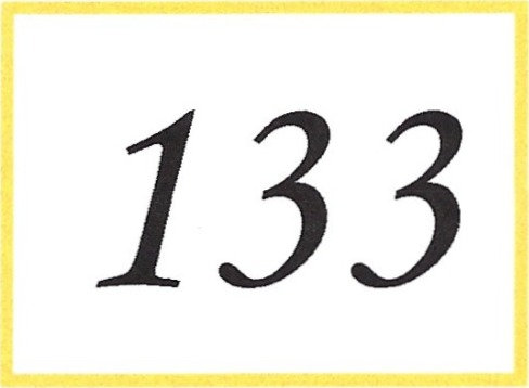 Number 133