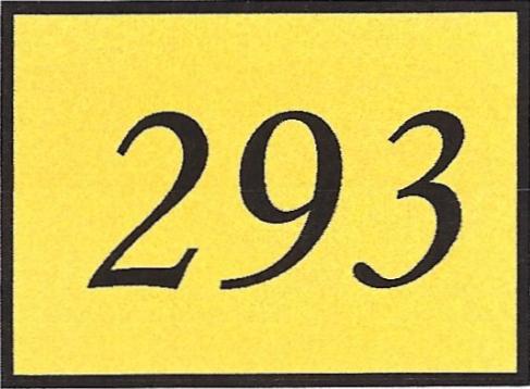Number 293