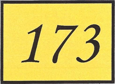 Number 173