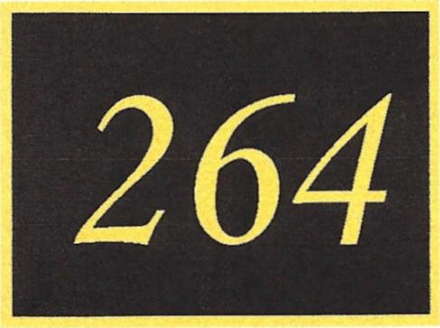 Number 264