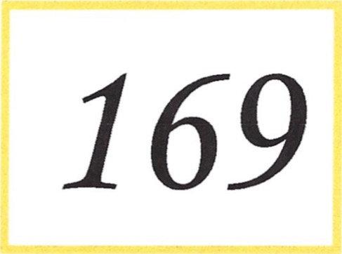 Number 169