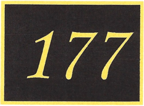 Number 177