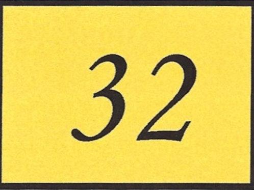Number 32