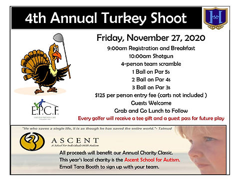 11.27.20 Turkey Shoot and Cocktail Recep
