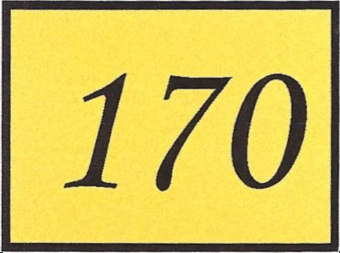 Number 170