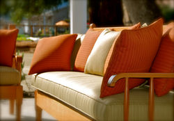 Bench Cushions and Pillows