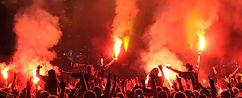응원 콘서트 군중