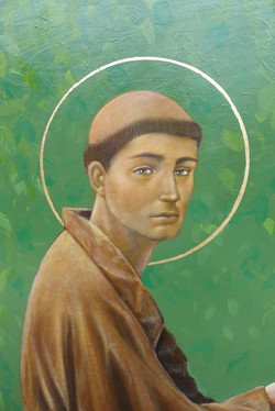 St. Francis Detail