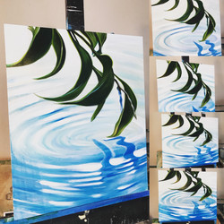 Ripples Series for Patient Rooms