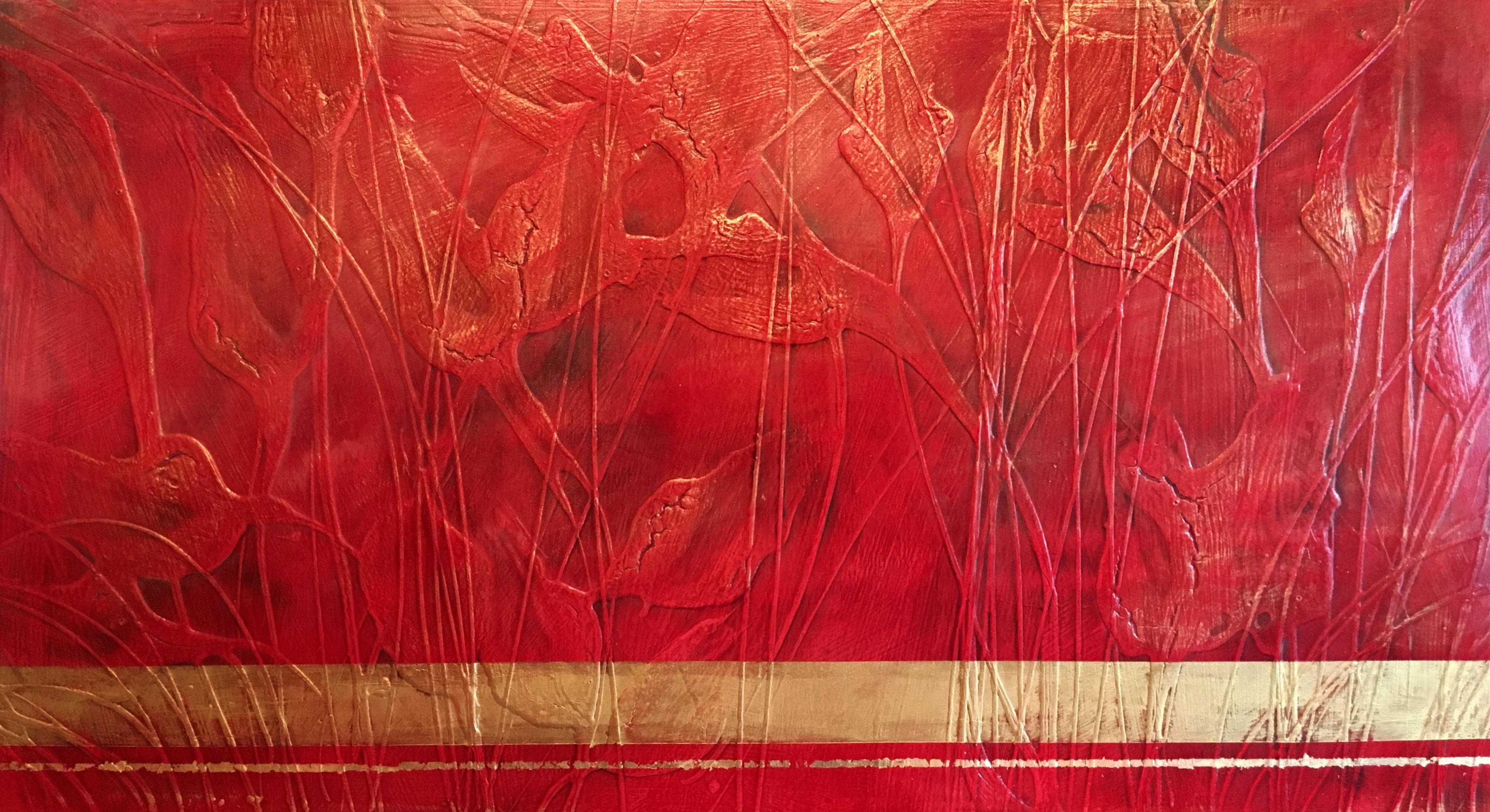 Fire Grass I