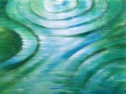 Pond Ripples II