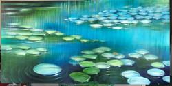 Pond Surface II