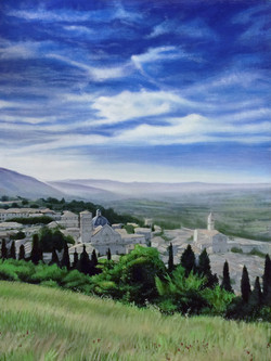 Assisi Poppies