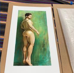 Nathaniel print