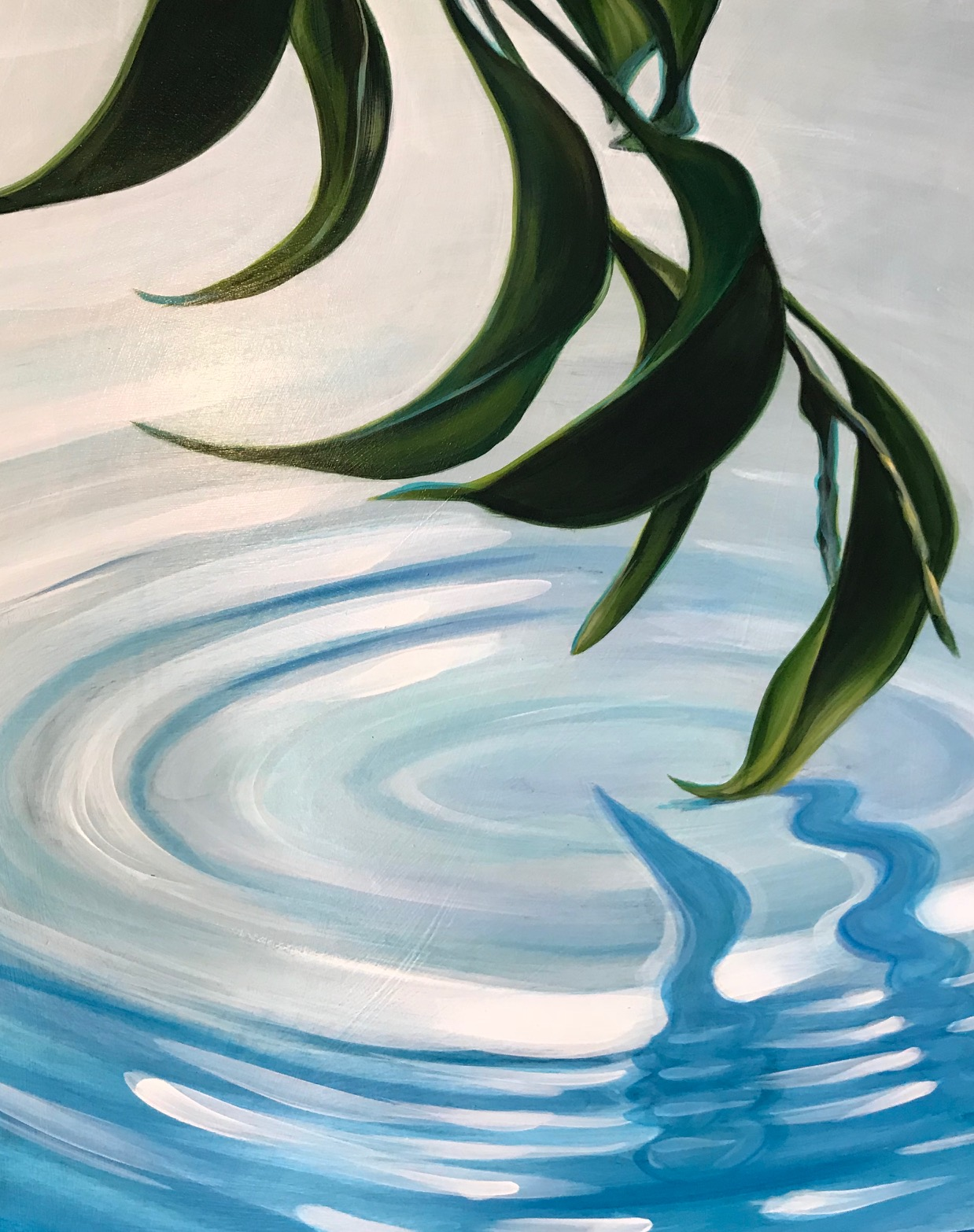 Water Ripple Series