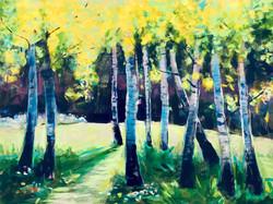 Yellow Canopy