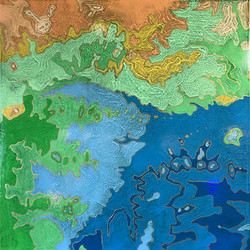 Texas Topography