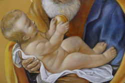 St. Joseph Detail