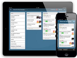 Trello: Aplicación versátil para gestionar proyectos