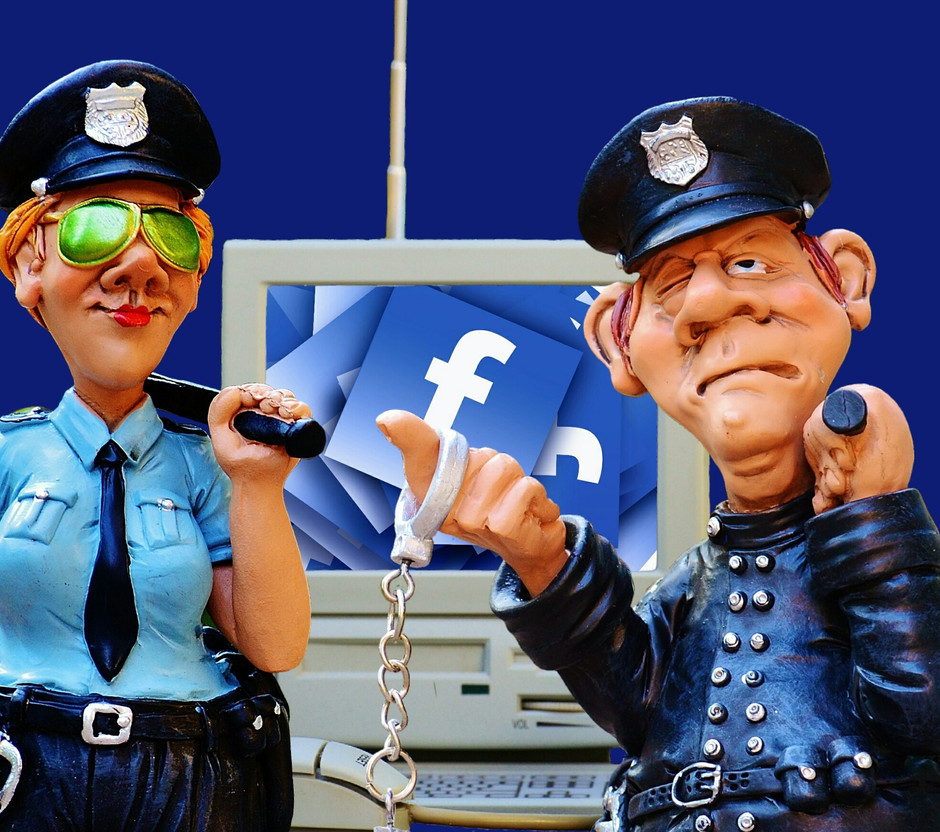 Hora de mudar a senha do Facebook