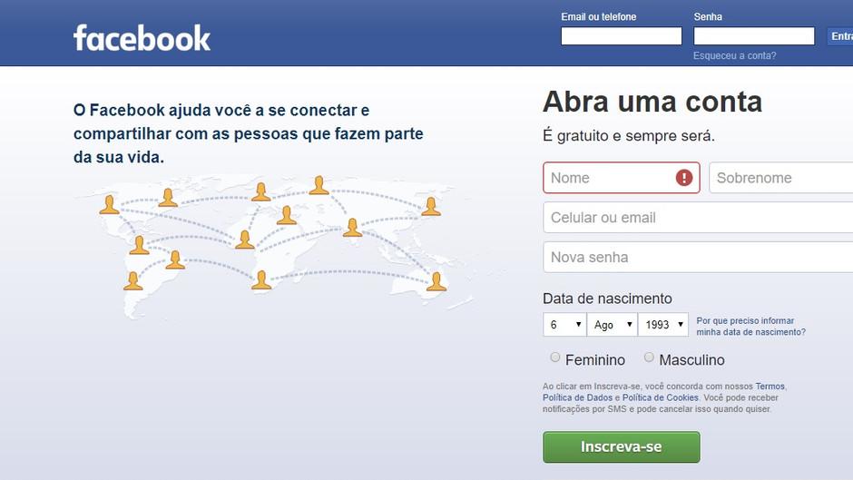 Facebook quer ter acesso a informações financeiras dos usuários