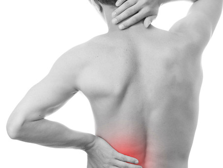 Research:  The Effect of Moving Cupping Therapy on Nonspecific Low Back Pain