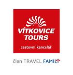 logo Vítkovice Tours - člen Travel Family
