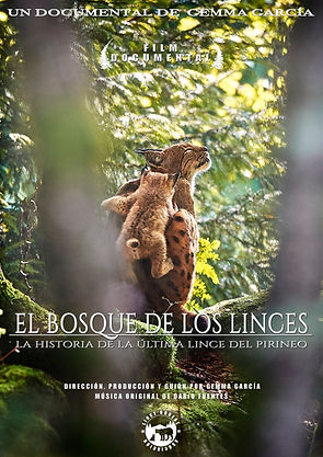Documental El bosque de los linces Lince Boreal