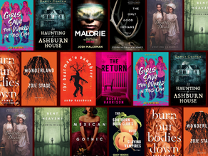 Spine-Tingling Reads