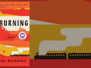 February Book Club Pick: A Burning