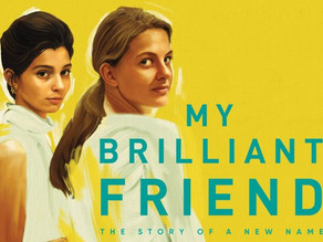 March Book Club Pick: My Brilliant Friend