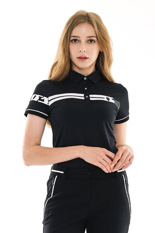 Avelin Polo Shirt (Black)