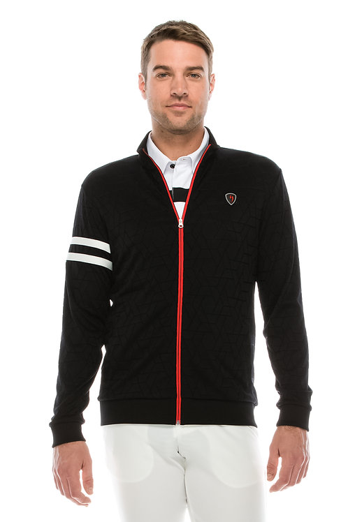 Citi Two Red Zip Up