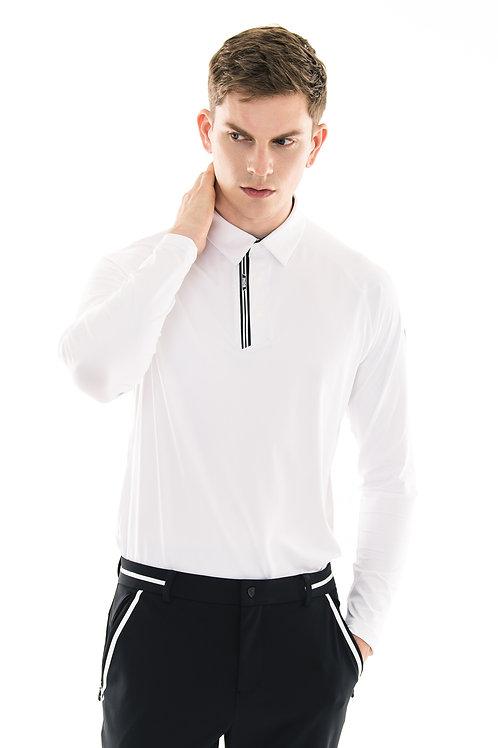 Timo Long Sleeve (White)