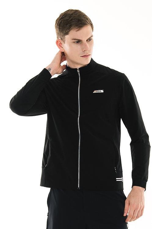 Maroon Jacket (Black)