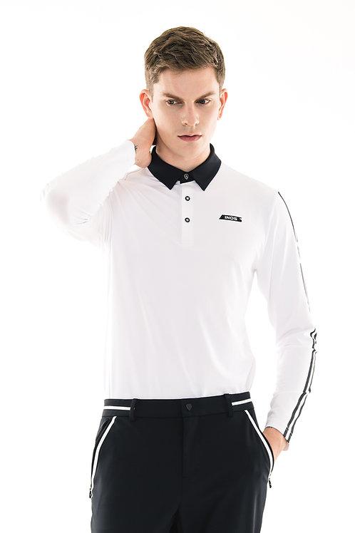 Clay Long Sleeve (White)