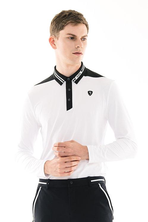 Lucas Long Sleeve (White)