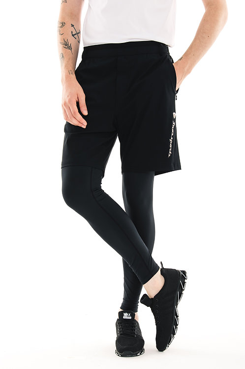 Flex Pants (Black)