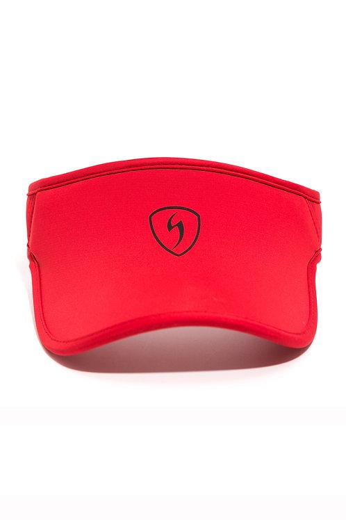 Golf Visor (Red)