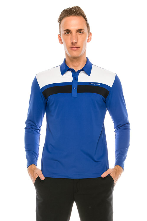 Henry Long Sleeve Polo
