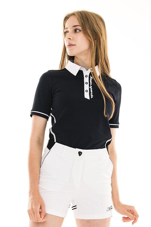 Klara Polo Shirt (Black)