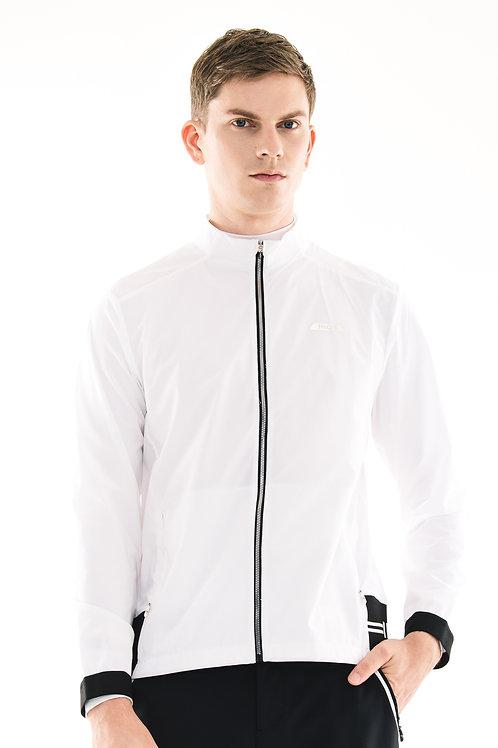 Maroon Jacket (White)