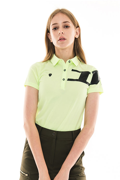 Dona Polo Shirt (Lime)